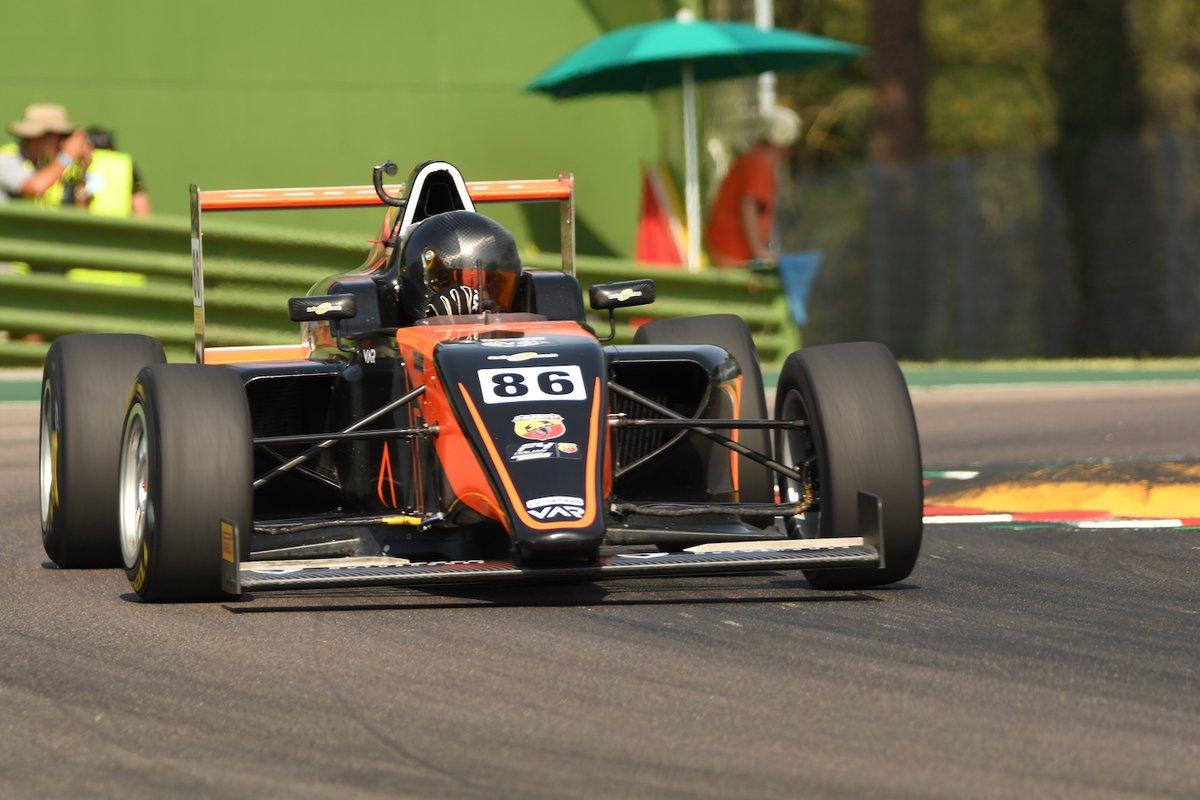 Bence Valint, Van Amersfoort Racing