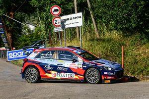 Andrea Crugnola, Pietro Elia Ometto, Hyundai i20 RC2