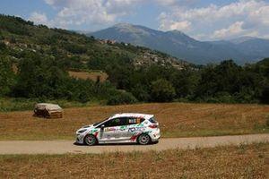 Mattia Vita, Massimiliano Bosi, Ford Fiesta RC4