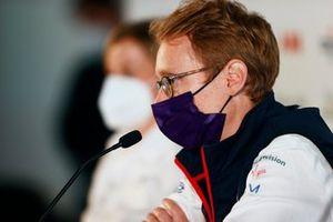 Sylvain Filippi, amministratore delegato di Envision Virgin Racing
