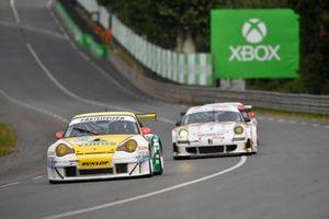 #86 Porsche 996 GT3-RS: Stefan Roitmayer, Michael Foveny