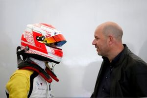 Sheldon van der Linde, ROWE Racing and Dennis Rostek