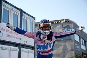 Le vainqueur Maximilian Götz, Haupt Racing Team