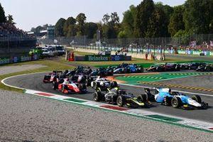 Lirim Zendeli, MP Motorsport Dan Ticktum, Carlin Robert Shwartzman, Prema Racing