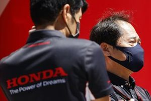 Toyoharu Tanabe, technisch directeur F1, Honda