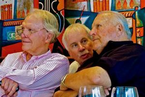 Dan Gurney, Robin Miller, A.J. Foyt