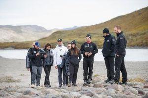 Jenson Button, JBXE Extreme-E Team, Sara Price, Segi TV Chip Ganassi Racing