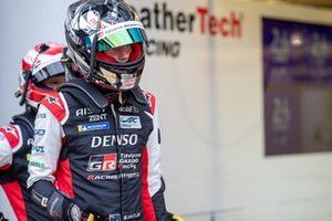 Brendon Hartley, #8 Toyota Gazoo Racing Toyota GR010 - Hybrid Hypercar