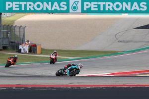 Andrea Dovizioso, Petronas Yamaha SRT, Miguel Oliveira, Red Bull KTM Factory Racing, Johann Zarco, Pramac Racing