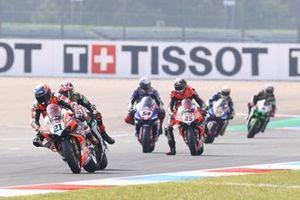 Michael Ruben Rinaldi, Aruba.It Racing - Ducati, Jonathan Rea, Kawasaki Racing Team WorldSBK