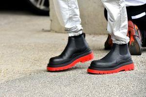 حذاء لويس هاميلتون، مرسيدس