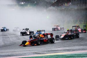 Jak Crawford, Hitech Grand Prix, Johnathan Hoggard, Jenzer Motorsport, Roman Stanek, Hitech Grand Prix