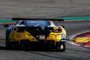 #66 Jmw Motorsport Ferrari 488 GTE EVO LMGTE, Jody Fannin, Andrea Fontana, Rodrigo Sales