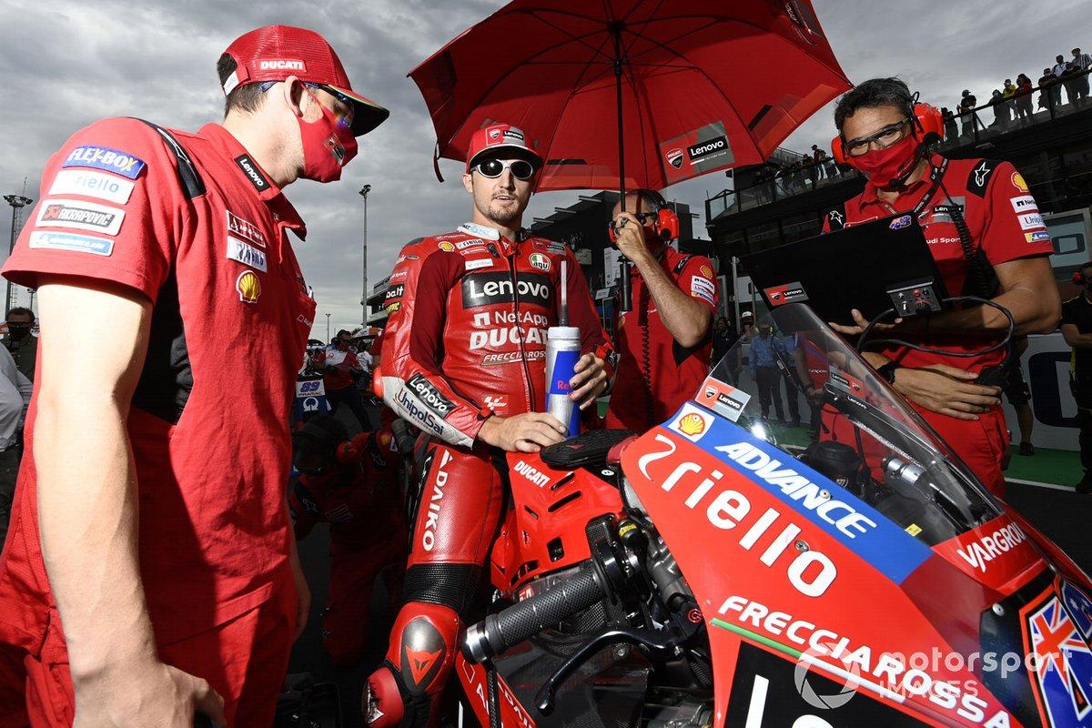 Jack Miller, Equipo Ducati