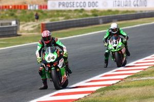 Loris Cresson, TPR Team Pedercini Racing, Jaysen Uribe
