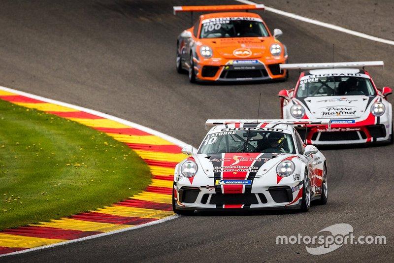 Florian Latorre, Porsche 911 GT3, RMS ve Ayhancan Güven, Porsche 911 GT3, Pierre Martinet by Almeras
