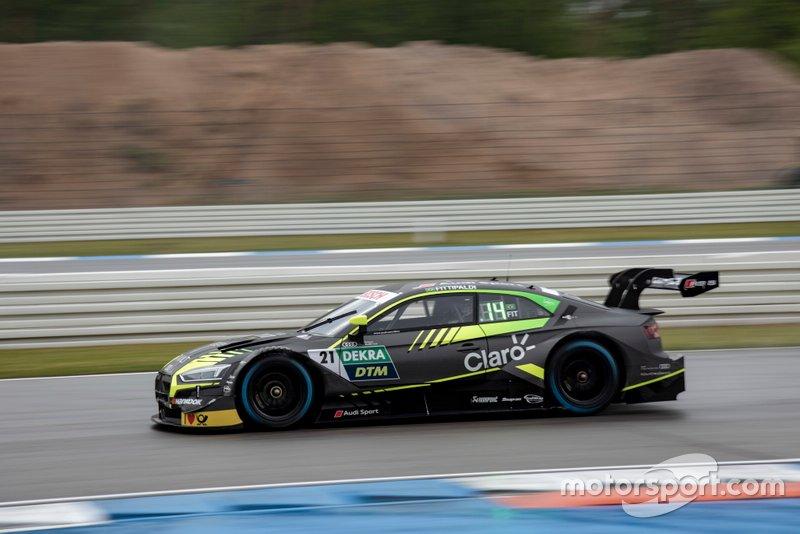 № 21 – Пьетро Фиттипальди, Audi RS 5, команда – Audi Sport Team WRT