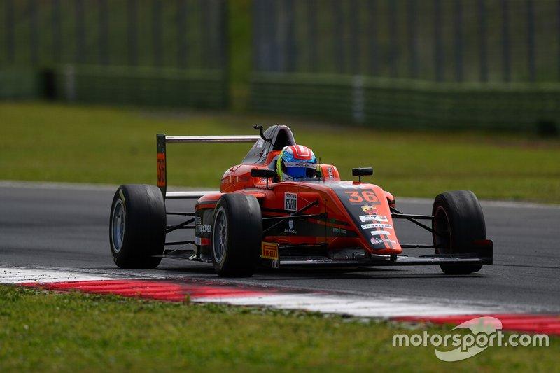 Lorenzo Ferrari, Antonelli Motorsport