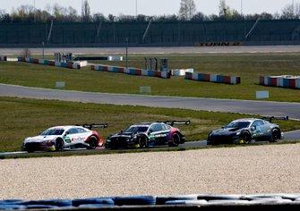 Mike Rockenfeller, Audi Sport Team Phoenix, Audi RS 5 DTM, Bruno Spengler, BMW Team RMG, BMW M4 DTM, Ferdinand Habsburg, R-Motorsport, Aston Martin Vantage AMR