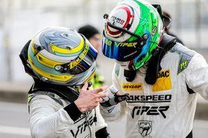 #13 Team Zakspeed Chrysler Viper GT3-R: Christian Mamerow, Florian Strauß