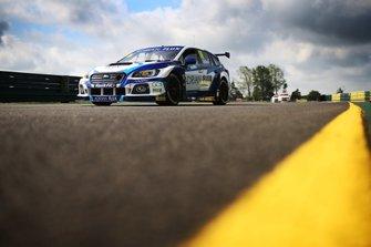 Ash Sutton, Team BMR Subaru Levorg