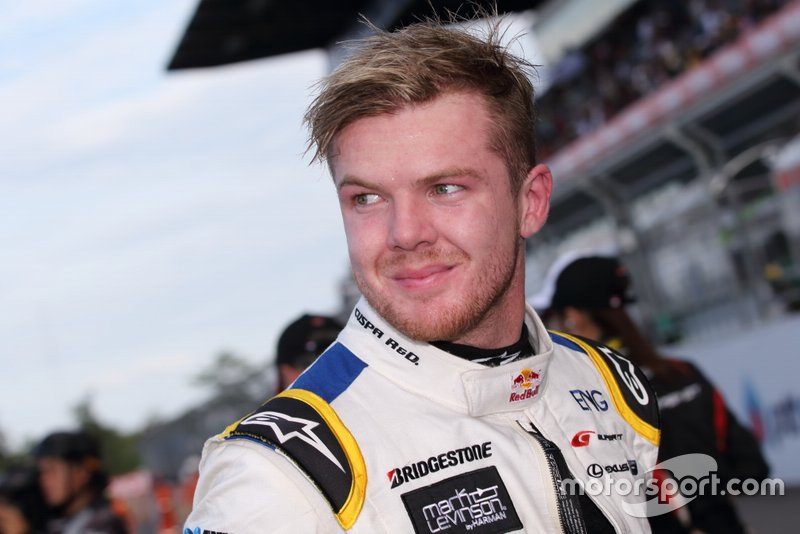 30. Nick Cassidy, Super Formula