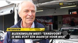 Michael Bleekemolen interview Jumbo Racedagen 2019