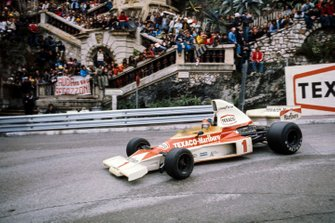 Эмерсон Фиттипальди, McLaren M23 Ford