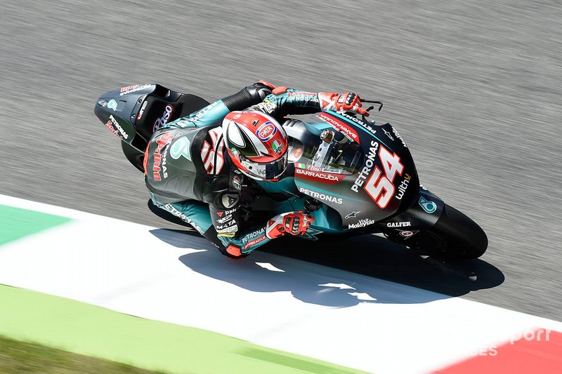 Mattia Pasini, SIC Racing Team