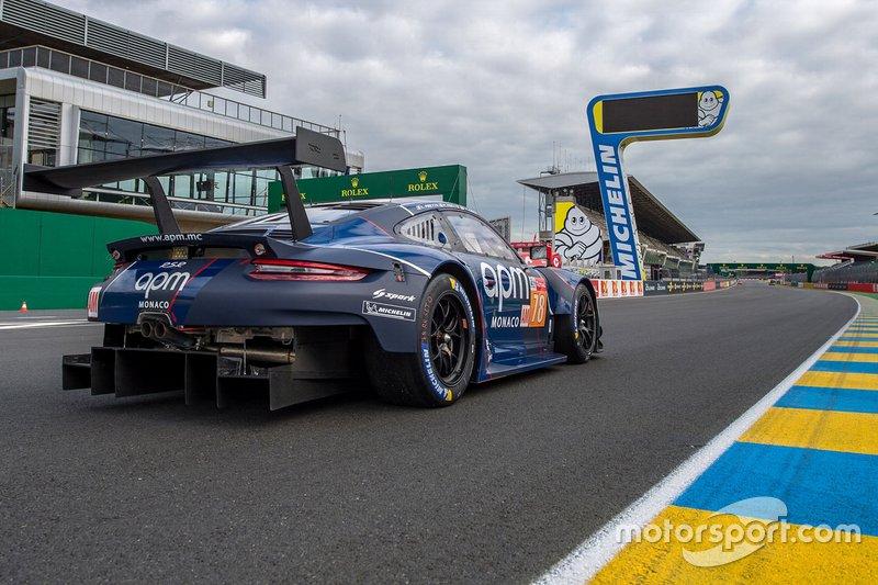 #78 Proton Competition Porsche 911 RSR: Louis Prette, Philippe Prette, Vincent Abril