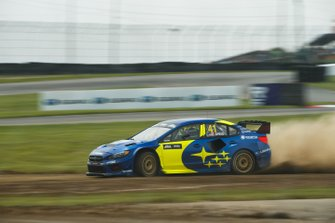 Scott Speed, Subaru WRX STI
