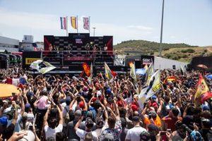 Alvaro Bautista, Aruba.it Racing-Ducati Team, Fans