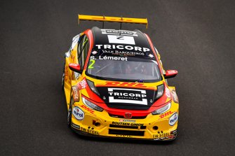 Stéphane Lémeret, Boutsen Ginion Racing Honda Civic Type R TCR