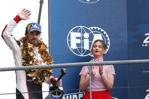 #8 Toyota Gazoo Racing Toyota TS050: Fernando Alonso gana Le Mans 24 Hours