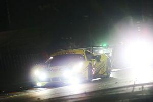 #57 Car Guy Racing, Ferrari 488 GTE, Takeshi Kimura, Kei Francesco Cozzolino, Come Ledogar
