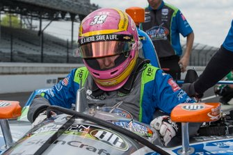 Pippa Mann, Clauson-Marshall Racing Chevrolet