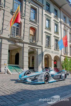 Swiss ePrix launch