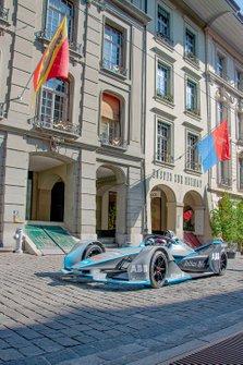 Lanzamiento de Suiza ePrix