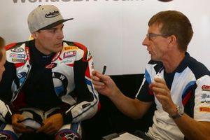 Markus Reiterberger, BMW Motorrad WorldSBK Team, Benson