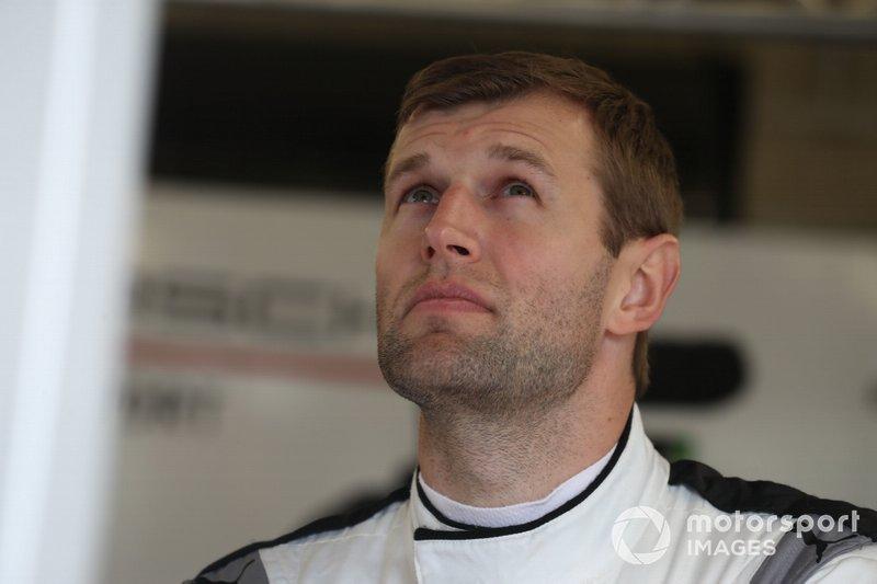 #92 Porsche GT Team Porsche 911 RSR: Michael Christensen