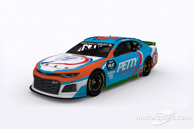 Diego Alvarado - Richard Petty Motorsports (Xbox One)