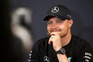 Valtteri Bottas, Mercedes AMG F1 in conferenza stampa