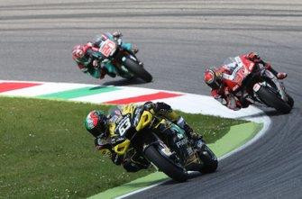 Francesco Bagnaia, Pramac Racing, Takaaki Nakagami, Team LCR Honda, Fabio Quartararo, Petronas Yamaha SRT