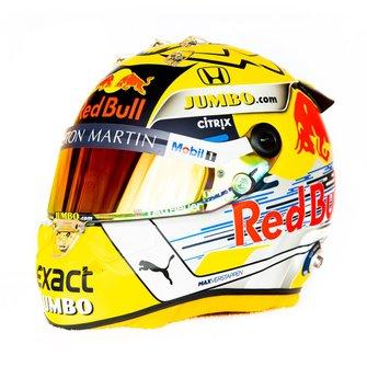 Max Verstappen helmet Austria.