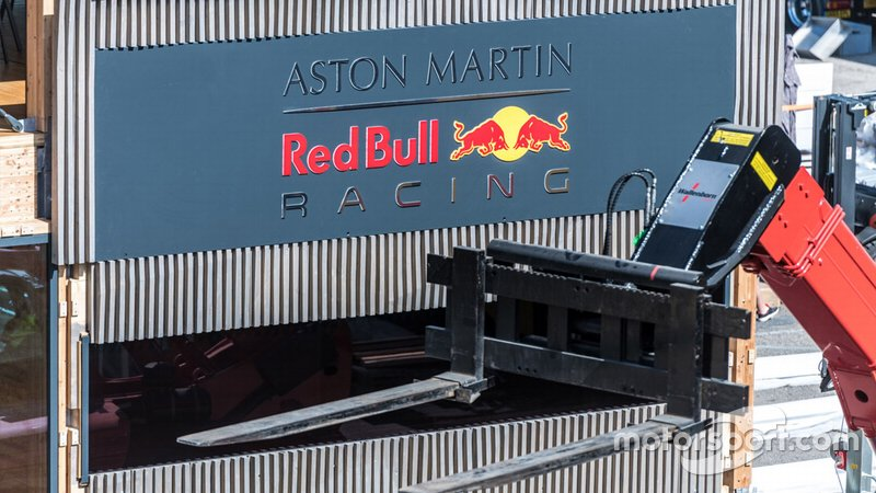Hospitality Red Bull Racing