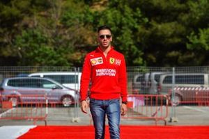 Пилот по развитию Ferrari Антонио Фуоко