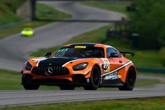 #53, Mercedes-AMG GT4, Matthew Fassnacht