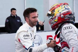 Philipp Eng, BMW Team RBM, Robin Frijns, Audi Sport Team Abt Sportsline