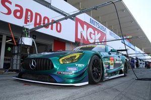 #50 Arnage Racing Mercedes-AMG GT3: Masaki Kano, Ryosei Yamashita