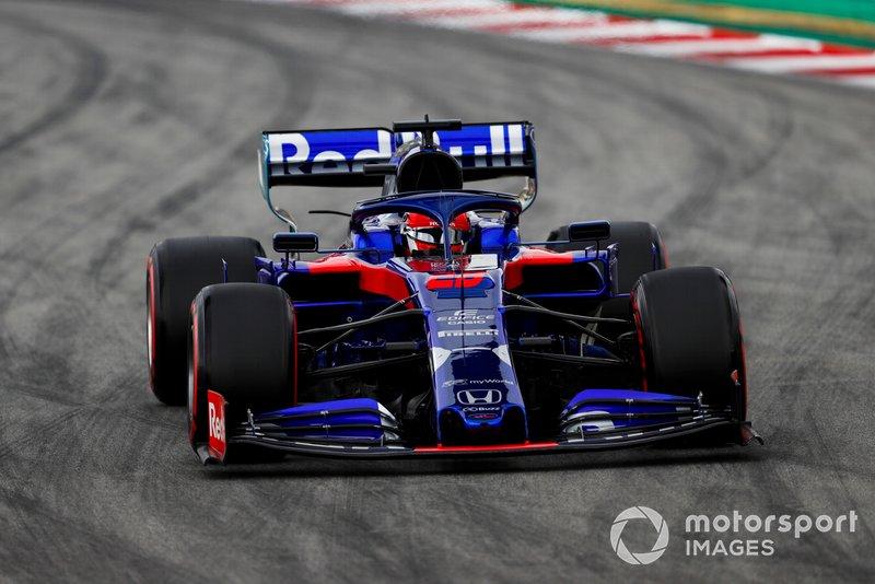 Daniil Kvyat - Toro Rosso: 9 puan